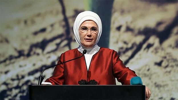 Emine Erdoğan'dan Dünya Mülteciler Günü mesajı