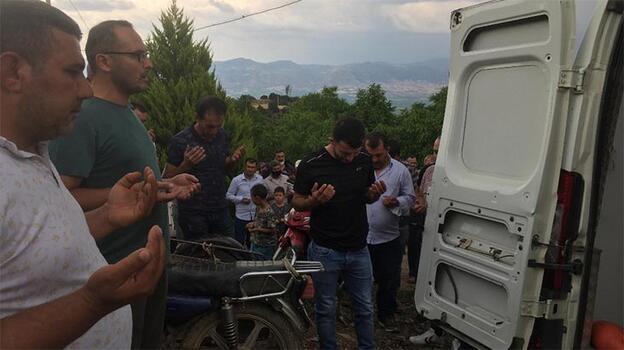 Sulama kanalına düşen çocuk yaşamanı yitirdi