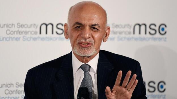 Afganistan Cumhurbaşkanı Gani, 25 Haziran'da ABD'yi ziyaret edecek