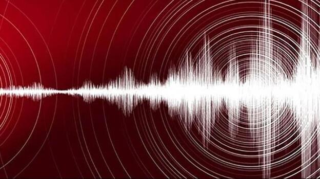 Son dakika! İzmir Körfezi'nde deprem: Büyüklüğü...