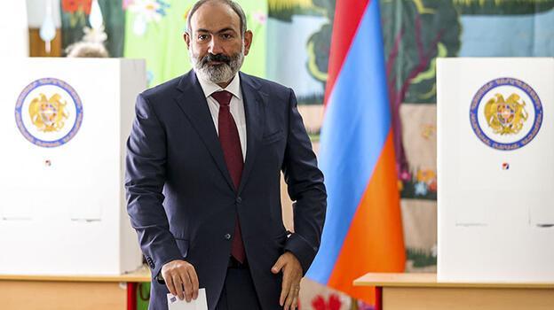 Son dakika... Ermenistan'da resmi olmayan seçim sonuçları belli oldu!
