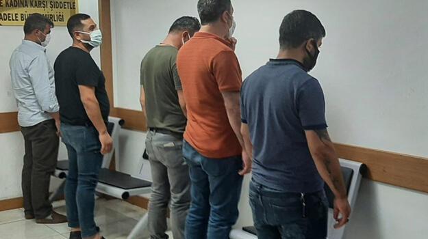 Osmaniye'de kumar baskını! 13 kişiye ceza kesildi
