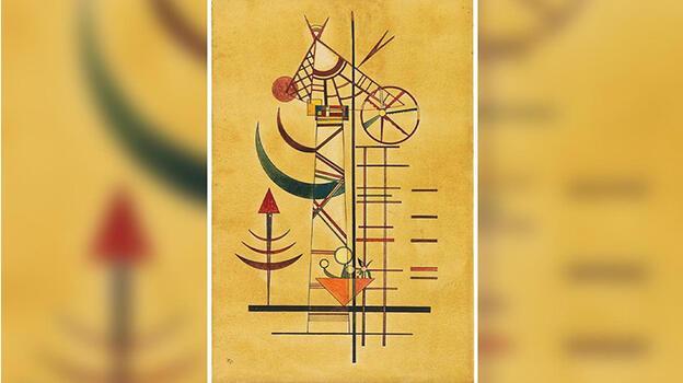 72 yıldır kayıp tablo 12 milyon liraya satıldı!