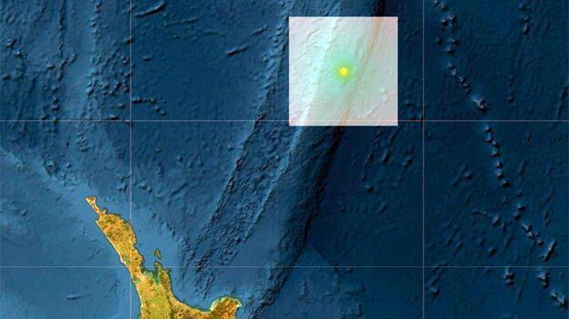 Son dakika... Dev fay hattında bir kırılma daha! Yeni Zelanda'da 6 büyüklüğünde deprem