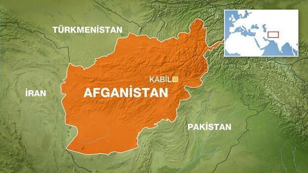 Afganistan'da bombalı saldırı! 5 kişi öldü