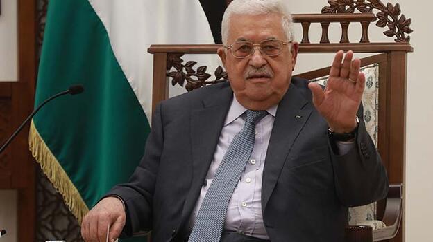 Filistin Devlet Başkanı Abbas'tan Filistinli gruplara çağrı!