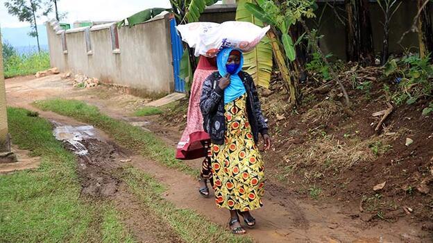 Ruanda, Kovid-19 salgınına karşı tedbirleri artırıyor