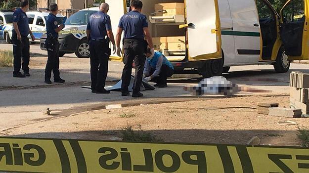 Konya'da bir kişi birlikte yaşadığı kadını öldürüp intihar etti!