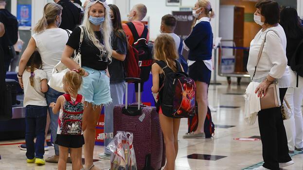 """Rus turizm sektöründe Türkiye'de tatile yönelik """"talep patlaması"""" yaşanıyor"""
