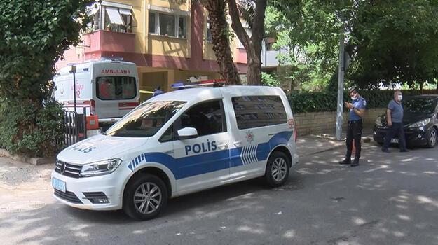 Kadıköy'de 8'inci kattan düşen kadın hayatını kaybetti!