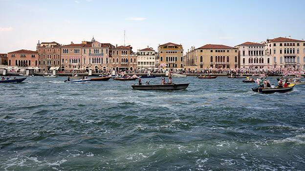 UNESCO'dan İtalya'ya ultimatom: Venedik 'kara listeye' alınabilir