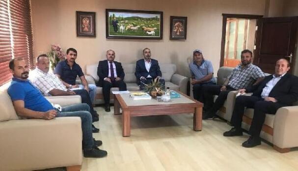 Sivas'ta Su Ürünleri Yetiştiricileri Üretici Birliği kuruldu