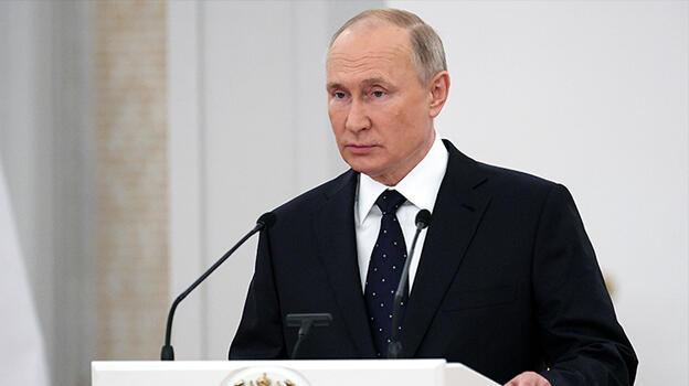 Putin'den Avrupa'ya ortaklık mesajı