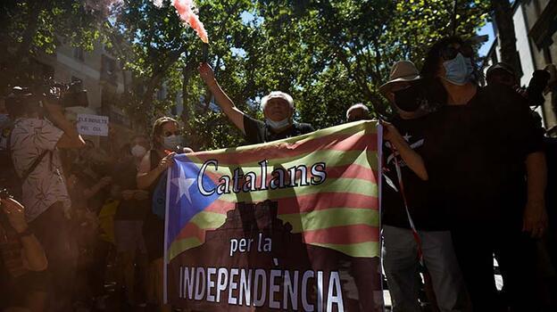 Tutuklu Katalan siyasetçiler: Bağımsızlık mücadelemize devam edeceğiz!
