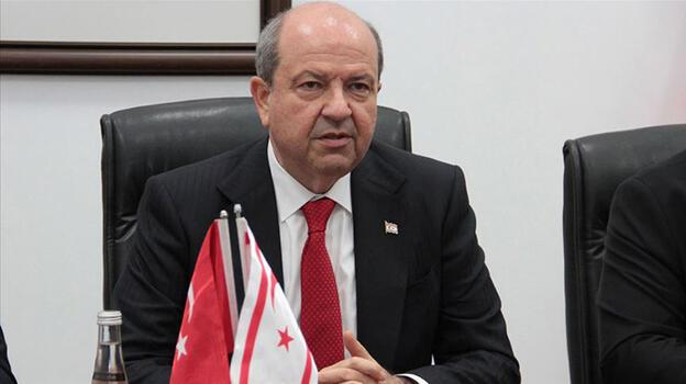 KKTC Cumhurbaşkanı Tatar'dan Türkiye'ye yerli aşı tebriği