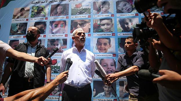 Hamas'tan İsrail'e Gazze uyarısı!