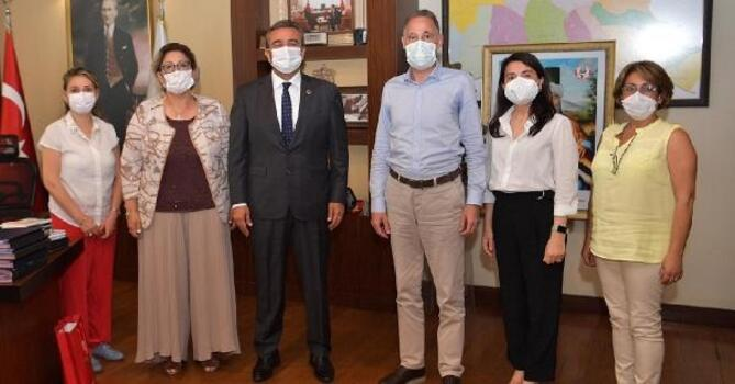 Belediyeden Çukurova Sağlıklı Hayat Merkezi'ne ulaşım desteği