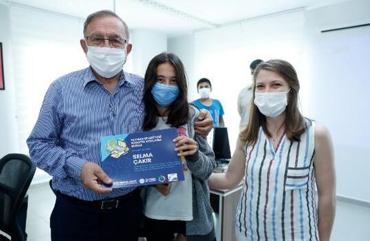 Seyhan'da robotik kodlama eğitiminin ilk programı tamamlandı