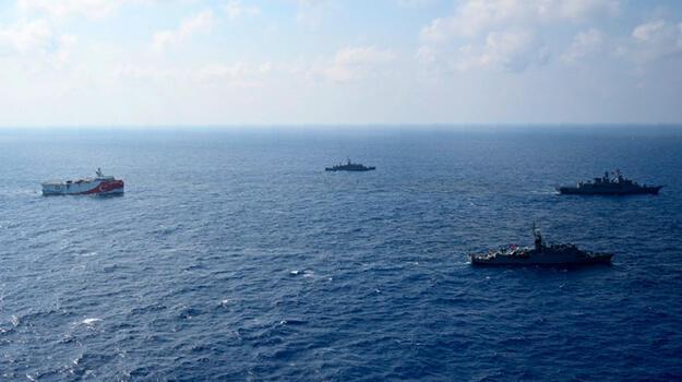 Son dakika! Türkiye'den mutabakata uymayan Yunanistan'a Navtex'li yanıt