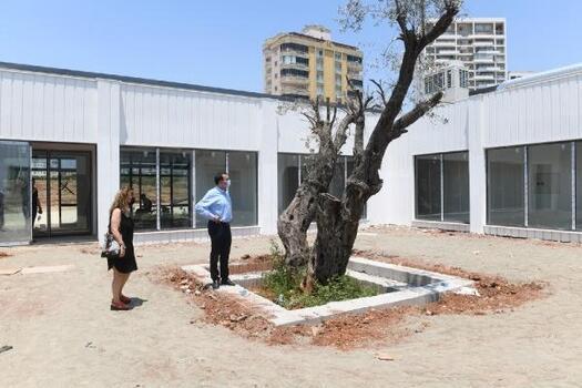 Yenişehir Belediyesi BETEM'de sona doğru