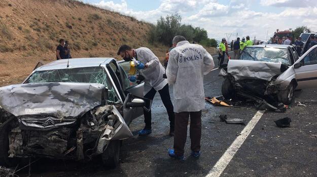 Nevşehir'de feci kaza! 3 öldü, 3 yaralı