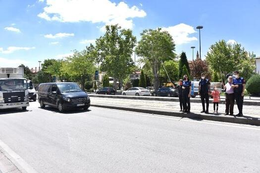 Konya Büyükşehir Belediyesinden zabıta ekiplerine eğitim