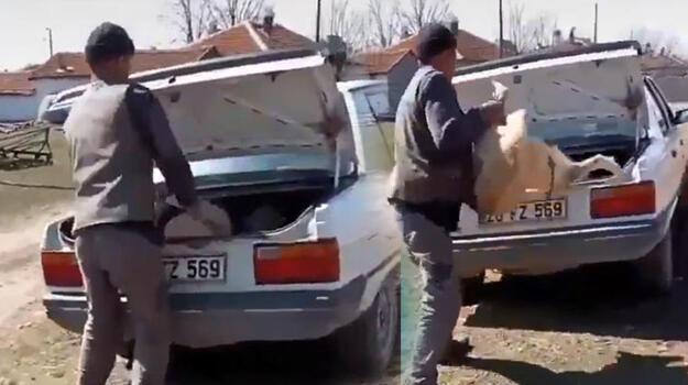 Köpeğin bagaja kilitlenmesine 2 bin 66 lira ceza!