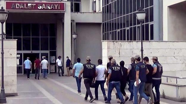 4 ildeki PKK operasyonu! 3 kişi tutuklandı