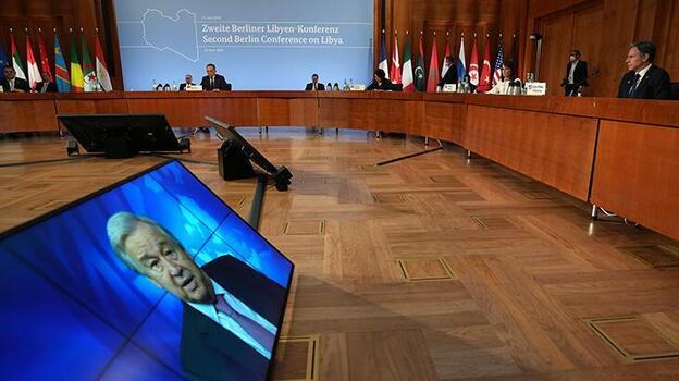 Son dakika: İkinci Berlin Konferansı sona erdi