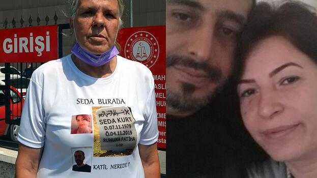 Öldürülen kızının mezar taşı fotoğraflı tişörtüyle geldi!