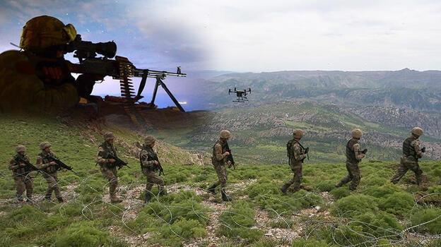 Son dakika... Nokta operasyonlar sonrası Kandil'den teröristlere 'susun' talimatı