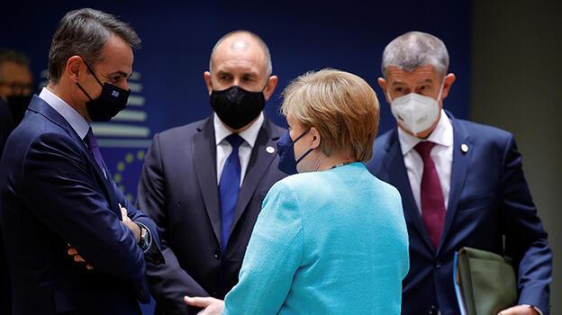 AB liderleri buluştu, gündemde Türkiye var
