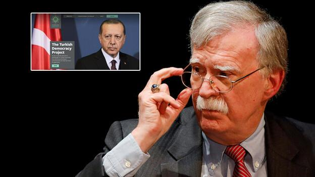 ABD'de Türkiye karşıtı proje! Cumhurbaşkanı Erdoğan aleyhinde propaganda yapılıyor