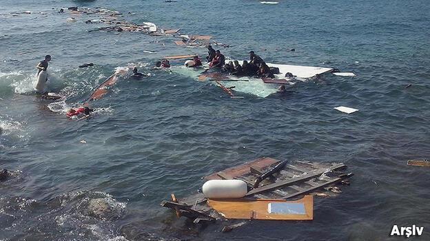 Son dakika: Yemen açıklarında tekne faciası! En az 300 can kaybı olabilir