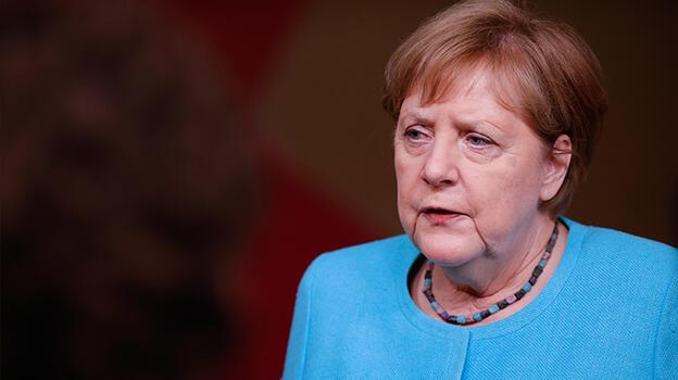 Merkel'den Türkiye ile Gümrük Birliği mesajı