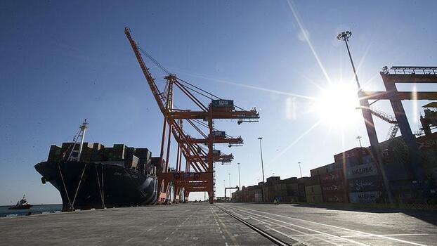 Limanlardaki ticaret Kovid-19'a rağmen hız kesmedi