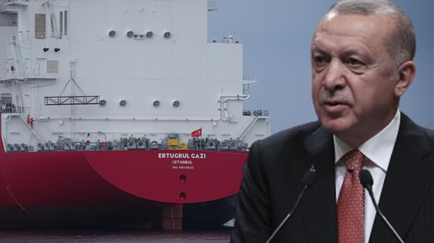 Türkiye'de ilk olacak! Ertuğrul Gazi hazır, bugün devreye alınıyor...