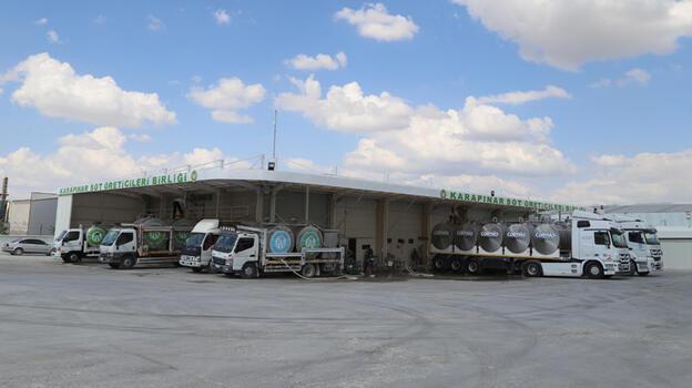 Konya'dan Çin'e 250 ton süt tozu ihracatı