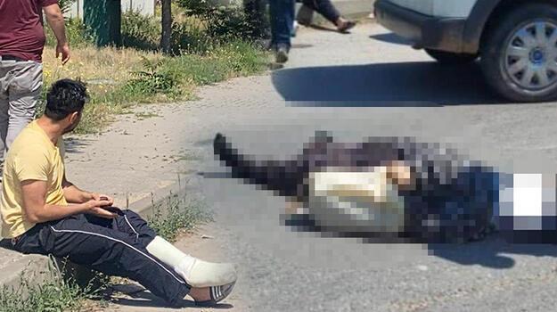 Alçılı ayağıyla otomobil kullandı, çarptığı kadın ölünce gözyaşı döktü