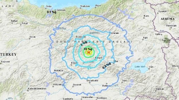 Son Dakika Haberleri... Bingöl'de korkutan deprem! Diyarbakır, Mardin, Tunceli, Elazığ ve Erzincan'da da hissedildi
