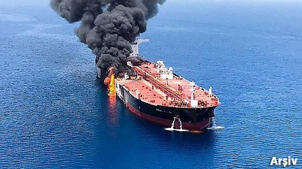 Son dakika: Hint Okyanusu'nda İsrail gemisine saldırı