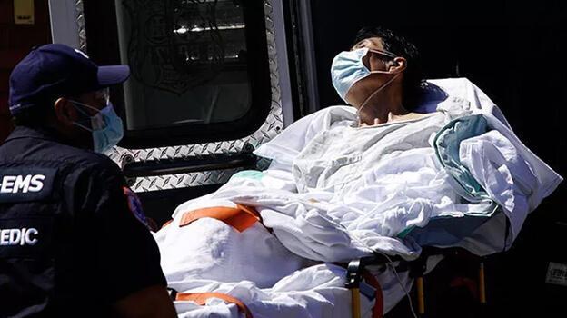 ABD'de son 24 saatte 80 kişi hayatını kaybetti