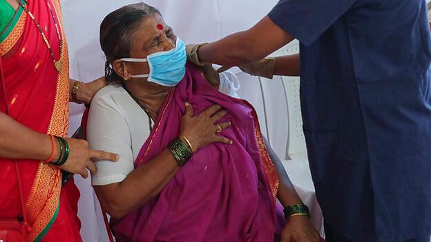 Sahte aşı skandalı! 2 bin 500 kişiye tuzlu su enjekte ettiler