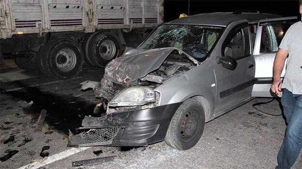 İzmir'de trafik kazası! Çok sayıda yaralı var