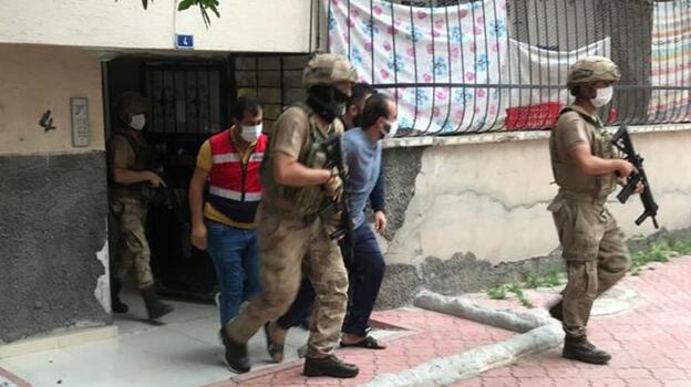 Osmaniye'de DEAŞ'a yönelik operasyonda 3 zanlı yakalandı