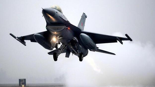 Türk ve Amerikan jetleri birlikte havalandı! NATO'dan açıklama