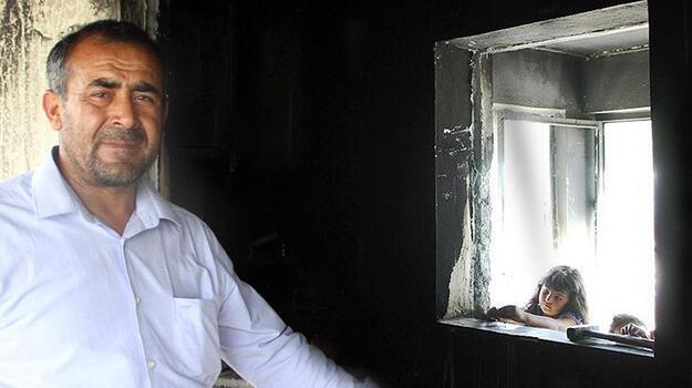 Muş'ta buzdolabı patladı! Geceyi komşularında geçirdiler