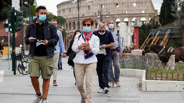 İtalya'da son durum! Bir günde 1394 yeni vaka...