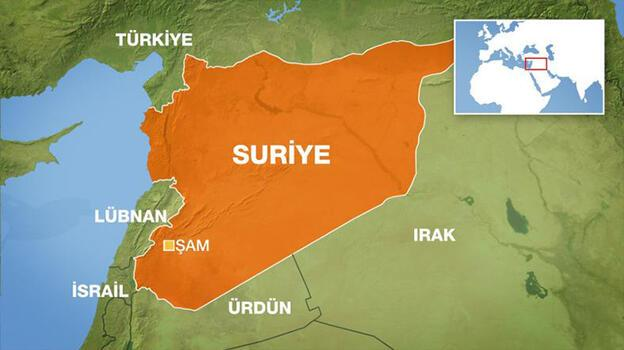 Suriye'de bir İran askeri hayatını kaybetti