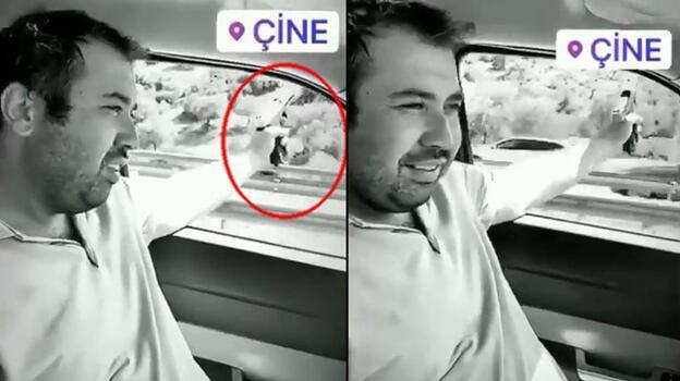 Otomobilden havaya ateş açan AK Partili başkana soruşturma
